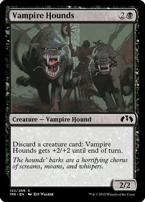 Vampire Hounds