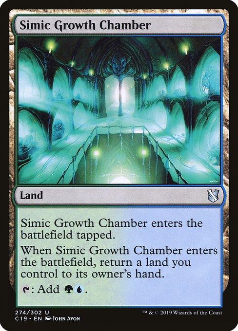 Simic Growth Chamber
