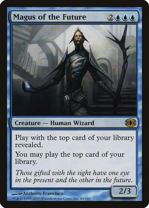 Magus of the Future
