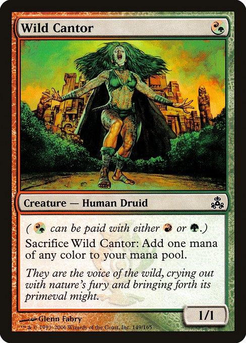 Wild Cantor