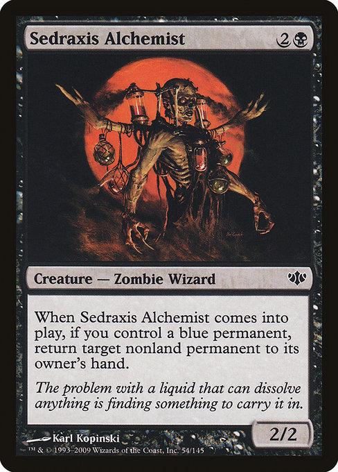 Sedraxis Alchemist