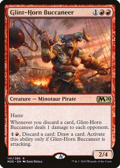 Glint-Horn Buccaneer