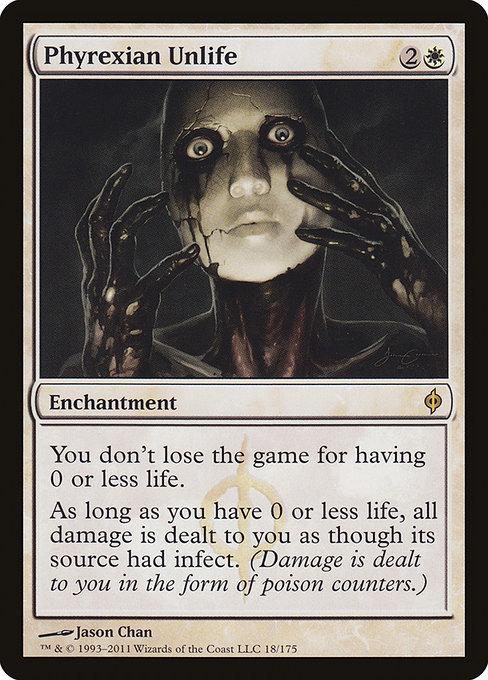 Phyrexian Unlife