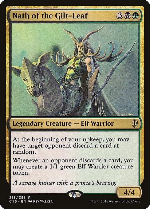 Nath of the Gilt-Leaf