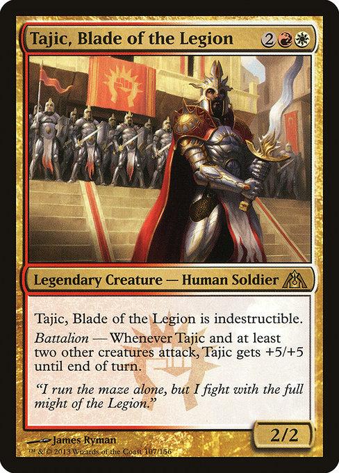 Tajic, Blade of the Legion