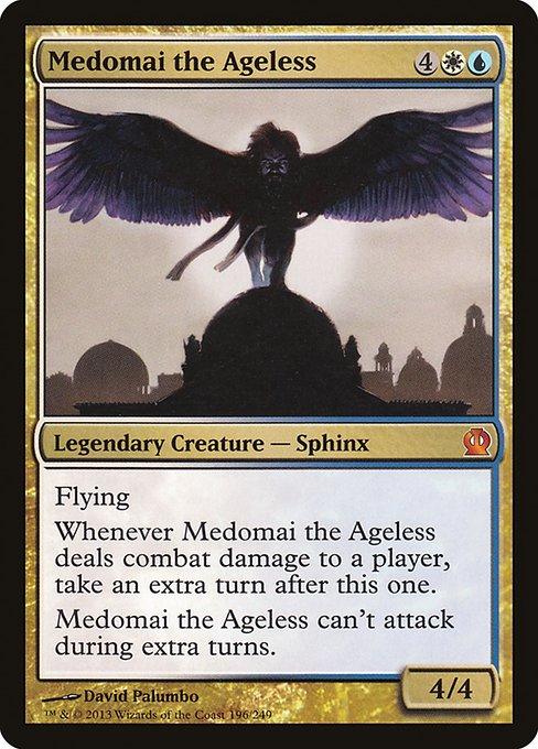 Medomai the Ageless