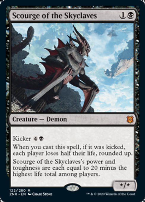 Scourge of the Skyclaves