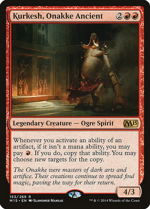 Kurkesh, Onakke Ancient