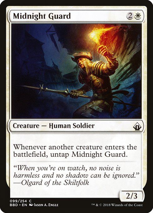 Midnight Guard